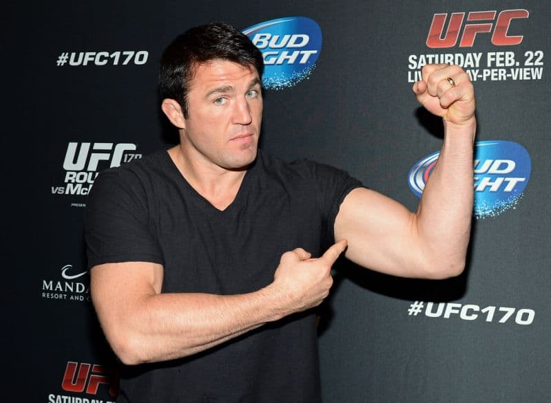 Chael Sonnen Net Worth, Background, Biography & Personal Life