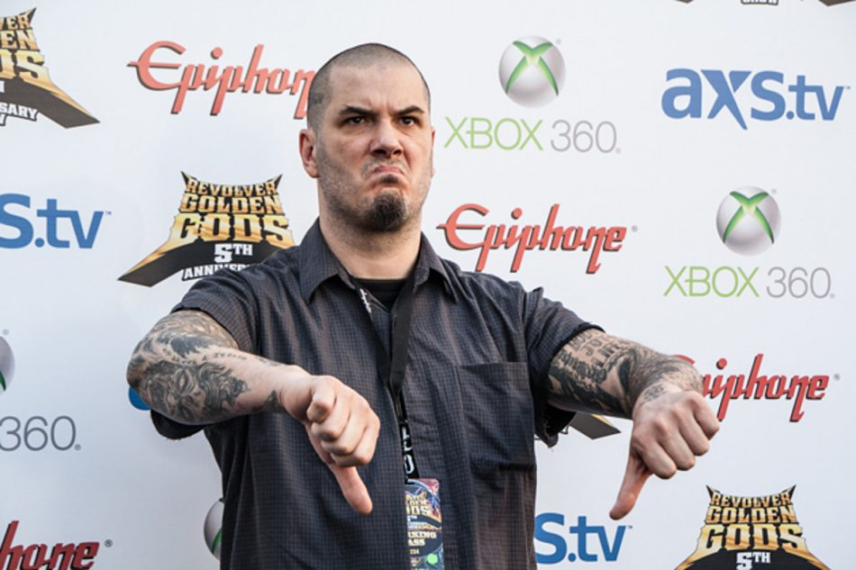 Phil Anselmo Net Worth, Biography, Career, Musical Style, Family and Personal Life